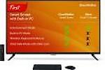 CloudWalker 140cm (55 inch) Ultra HD (4K) LED Smart TV(55SUA7)