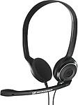 Sennheiser PC 330 On-Ear Headphones - Black