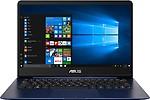 Asus ZenBook Core i5 8th Gen - (8 GB/512 GB SSD/Windows 10 Home) UX430UA-GV303T (14 inch, Blue Metal, 1.3 kg)