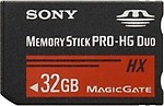Sony Memory Stick Pro Duo 32 GB