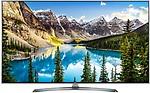LG 164cm (65 inch) Ultra HD (4K) LED Smart TV (65UJ752T)