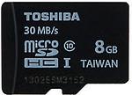 Toshiba 8 GB MicroSDHC