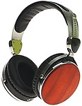 Symphonized Wraith 2.0 Premium Luxury Genuine Wood Over-Ear Wired Headphones