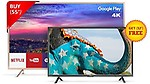 TCL 139.7 cm (55 inches) L55P2MUS Android M 4K UHD LED Smart TV +