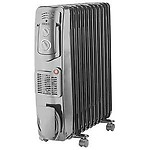 Usha Room Heater - Oil Filled Radiator - 3211-F-PTC