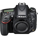 Nikon D610 24.3 MP Digital SLR Camera with Body Only