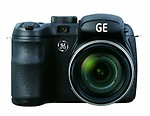 GE X5 Power Pro Series 14. 1 MP Digital Camera with 15X Optical Zoom