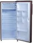 Haier 195 L Direct Cool Single Door 4 Star Refrigerator HRD-1954CRB, Blossom