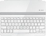 Logitech Ultrathin Keyboard Cover for iPad mini (White)