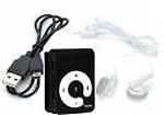 BUY SURETY Good Quality Mini Rechargeable Shuffle MP3 Player Portable music player 32 GB MP3 Player  (Multicolor, 0 Display)