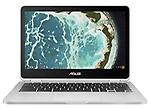 "ASUS Chromebook Flip C302 with Intel Core m5, Touchscreen, 64GB storage and 4GB RAM, 12.5"", C302CA-DH54"