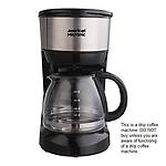 American Micronic-AMI-CM1-750Dx- 6 Cups, 750ML Coffee Maker