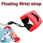 Gadget Hero's Floating Foam Strap for Digital Camera (Red)