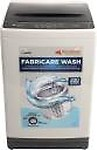 Micromax 8.2 kg Fabricare Wash Fully Automatic Top Load Washing Machine  (MWMFA821TTSS2GY)