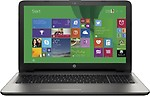 HP 15-af024AU APU Quad Core A8 - (4 GB DDR3/1 TB HDD/Windows 8.1) Notebook