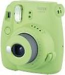 Fujifilm Instax Mini 9 Lime Green with 20 Shots film Instant Camera