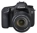 Canon EOS 7D Digital SLR Camera with EF-S 15-85 IS Lens