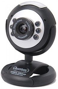 Quantum QHM495LM 25MP Web Camera (Black) price in India.