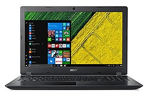 Acer Aspire 3 Core i3 7th Gen - (4 GB/500 GB HDD/Linux) A315-51 Laptop(15.6 inch, Obsidian Black, 2.1 kg) price in India.