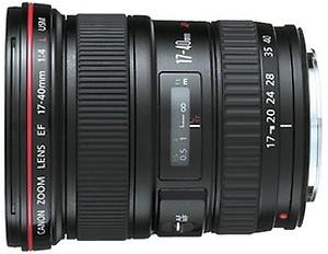 Canon EF 17-40mm F/4.0L USM Zoom Lens for Canon DSLR Camera price in India.