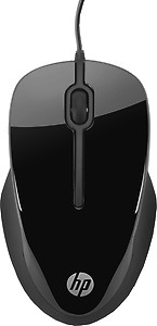 HP x500 Wired Optical Mouse(USB 2.0, Black) price in India.