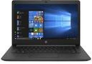 HP 14q APU Dual Core A9 - (4 GB/256 GB SSD/Windows 10 Home) 14q-cy0006AU Thin and Light Laptop(14 inch, Jet Black, 1.47 kg) price in India.