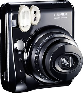 Fujifilm Instax Mini 50S Instant Photo Camera (Black) price in India.