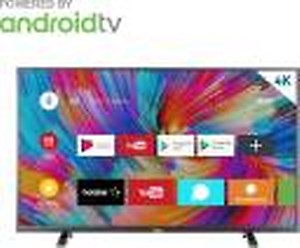 Motorola ZX 164 cm (65 inch) Ultra HD (4K) LED Smart Android TV with Wireless Gamepad(65SAUHDM) price in India.