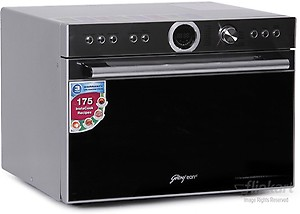 Godrej 34 L Convection Microwave Oven  (GME 34CA1 MKZ, Mirror) price in India.