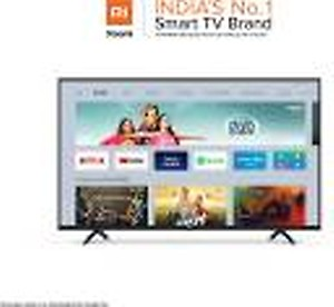 Mi 4X 108 cm (43) Ultra HD (4K) LED Smart Android TV price in India.