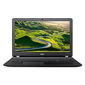 Acer Aspire ES1-572 15.6-inch Laptop (6th Gen Core i3-6006U/4GB/1TB/Windows 10/Integrated Graphics), Black price in India.