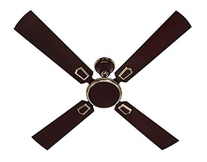 Usha Allure Plus 1200mm 70-Watt Ceiling Fan (Rich Brown) price in India.