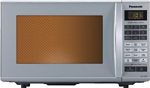 Panasonic 27 L Convection Microwave Oven(NN-CT651M, Silver) price in India.