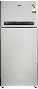 Whirlpool 440 L Frost Free Double Door 3 Star (2019) Refrigerator  (Magnum Steel, IF INV 455 ELT MAGNUM STEEL (3S)) price in India.