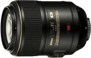 Nikon 105mm AF-S VR 105 f/2.8G IF-ED Micro Prime Lens for Nikon Digital SLR Camera (Black) price in India.