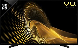 VU 80 cm (32 Inches) HD Ready LED TV LED 32K160 (Black) (2017 model) price in India.