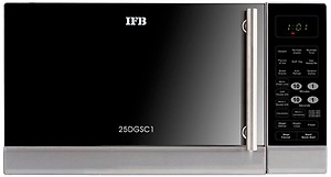 IFB 25 L Convection Microwave Oven  (Double Grill 25 DGSC1, Silver) price in India.