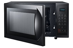 Samsung 28 L Convection Microwave Oven (CE1041DSB2/TL, Black, SlimFry) price in India.