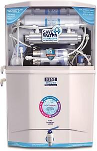 Kent SUPREME(11006) 18 L RO + UV + UF Water Purifier(White) price in India.