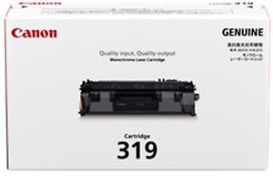 Canon Toner Cartridge 319 price in India.