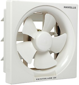 Havells Ventil Air DX 150 mm 5 Blade Exhaust Fan(Off White, Pack of 1) price in India.