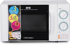 IFB 17 L Solo Microwave Oven  (17PMMEC1, White) price in India.