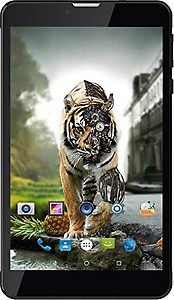 I Kall N4 4G VoLTE 8 GB 7 inch with Wi-Fi+4G Tablet (Black) price in India.