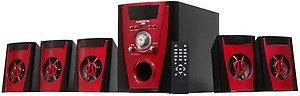 KRISONS Polo R Bluetooth Home Theatre(Black, 5.1 Channel) price in India.
