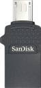 SanDisk OTG 3.0 Dual Drive 32 GB Pen Drive  (Black) price in India.