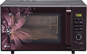 LG 28 L Convection Microwave Oven(MC2886BRUM, Black) price in India.