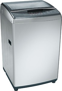 Bosch 7 kg Fully Automatic Top Load Silver(WOA702S0IN) price in India.