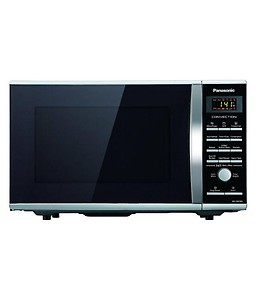 Panasonic 27L Convection Microwave Oven(NN-CD674MFDG,Silver, Rotisserie) price in India.