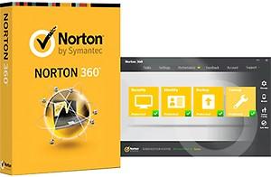 Norton 360 1 PC 1 Year(Voucher) price in India.