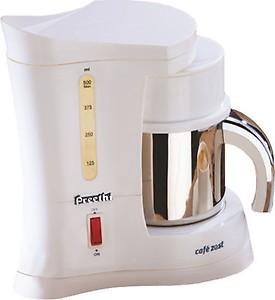 Preethi Cafe Zest CM210 Drip Coffee Maker (Black) price in India.
